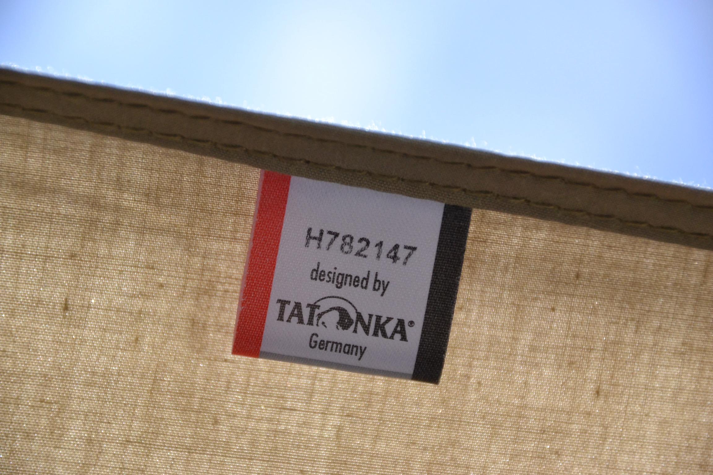 タトンカタープ 2TC コットンタープ
