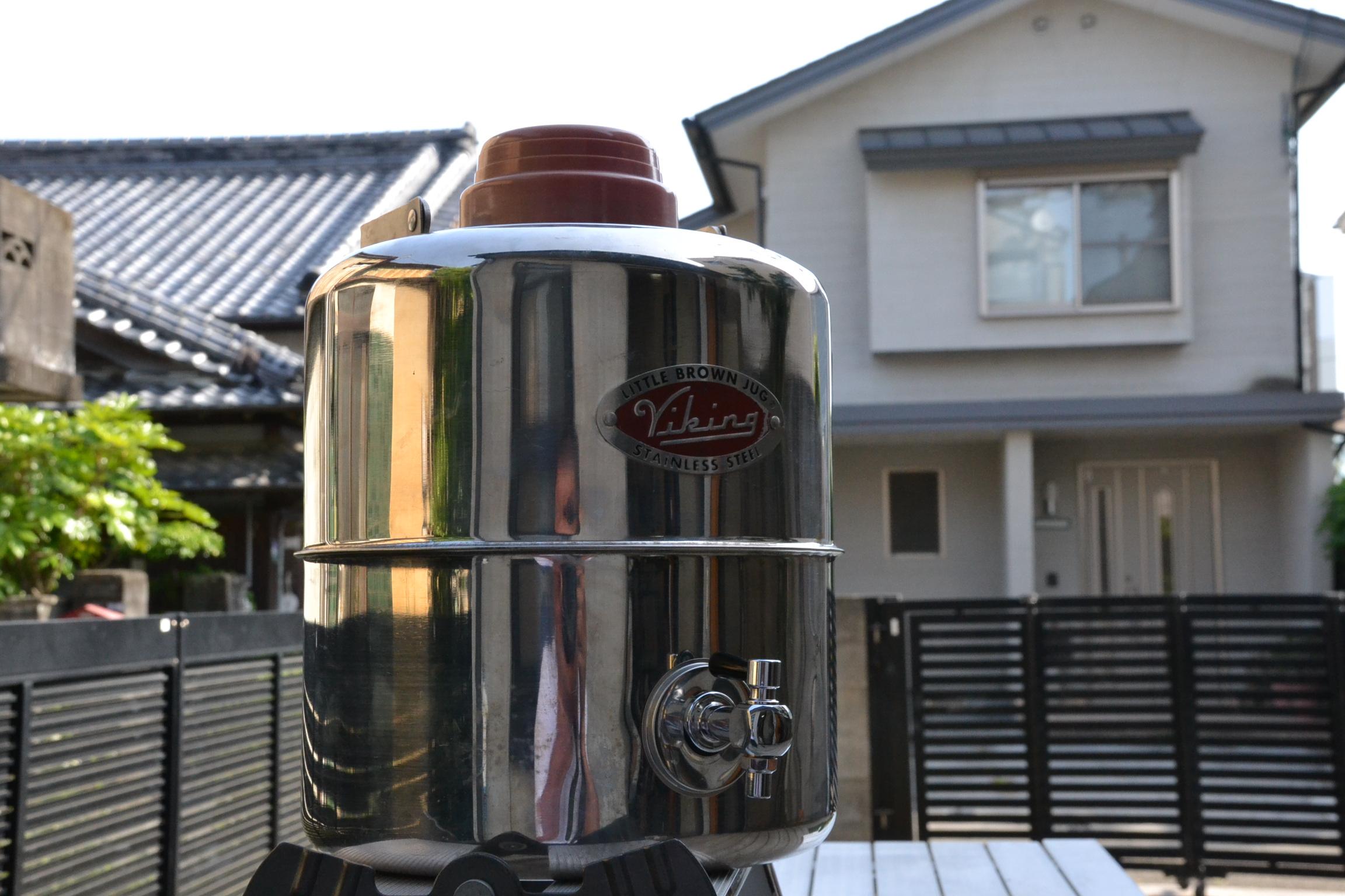 Little Brown jug Viking リトルブラウンジャグ ヴァイキング