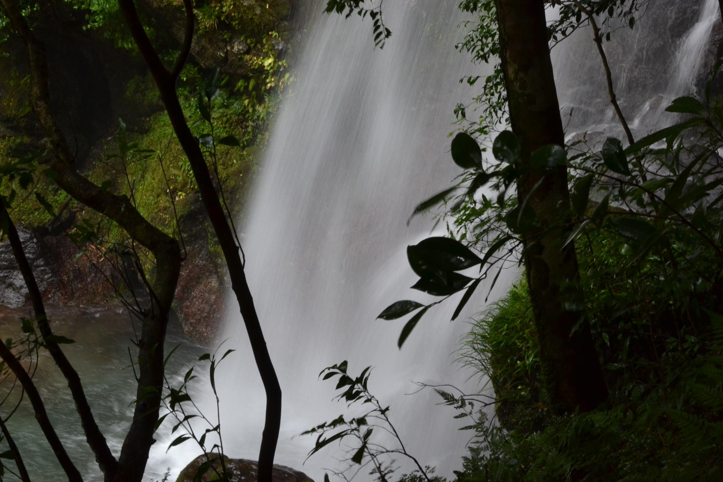 高知市 鏡 平家の滝