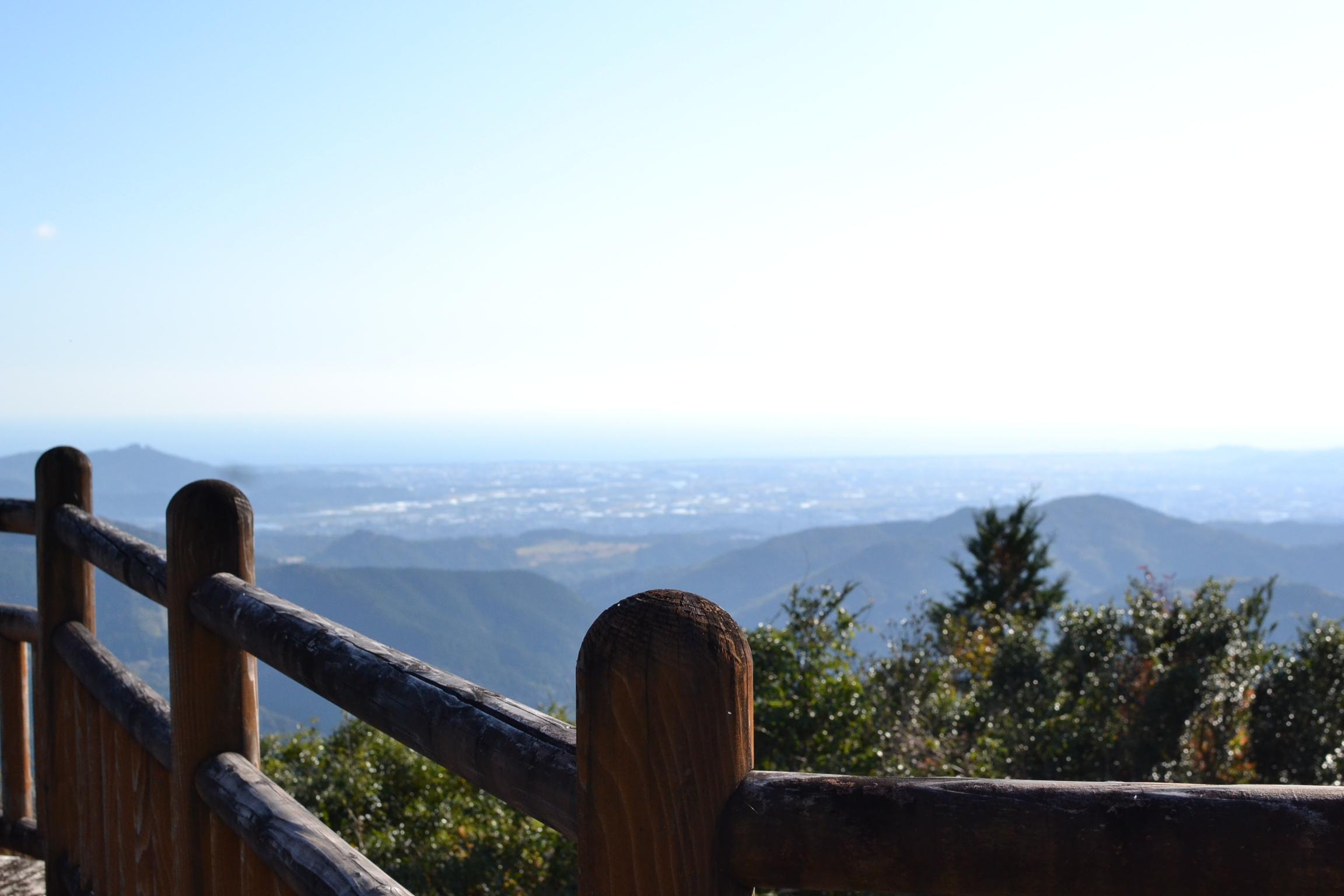 甫喜が峰 キャンプ 紅葉